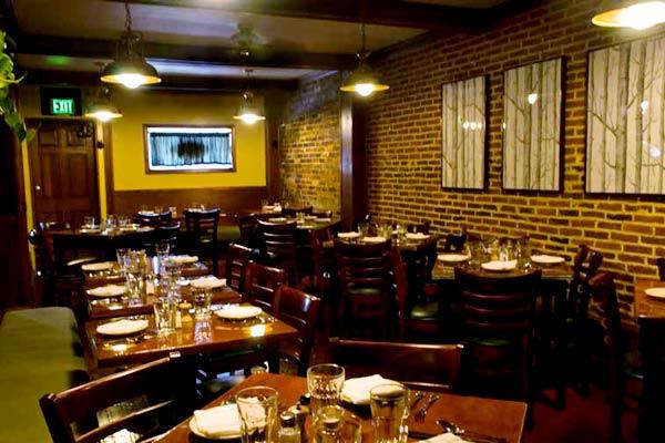 Mr Gus Restaurant Menu