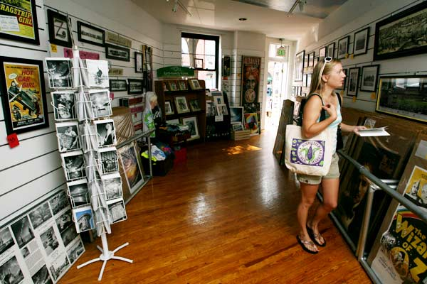 fells point frame shop relocates to accommodate a sweet new gig