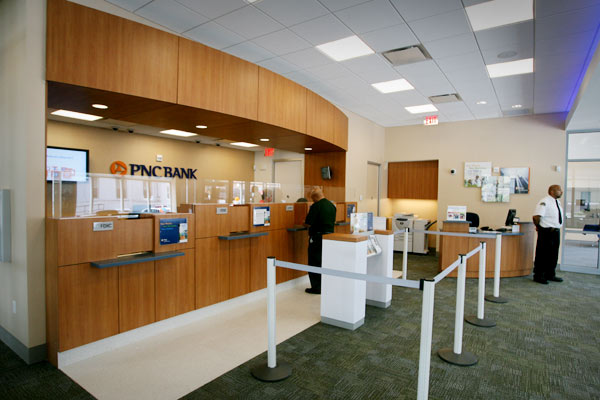 PNC Bank opens Green Branch in Charles Village