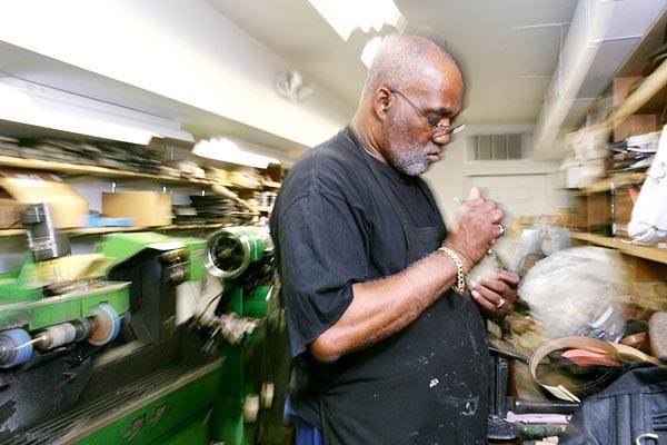 Hampden Baltimore Shoe Repair