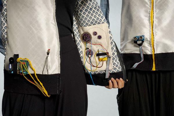 It Takes a Village to Raise an Artist: The Smart Textiles Class ...