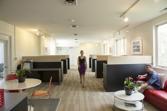 New Coworking Space Opens In Charles Village