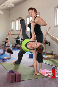 Federal Hill's Charm City Yoga is moving to a bigger studio