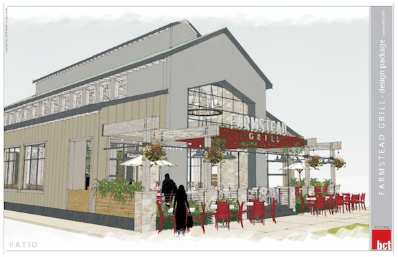 Farmstead Grill owners target May opening in Canton Crossing